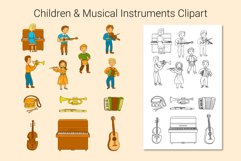 Musical Instruments Activities for kids. Product Image 2