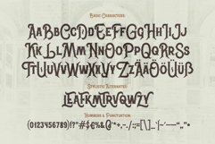 Classic Heritage typeface Product Image 4