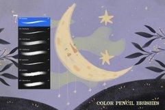 Moonbeams Mix Media brushes Product Image 3