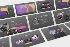 Noxi Filmmaker Keynote Template Product Image 1