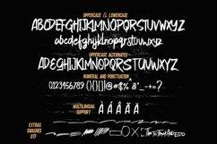 Web Font SCREAM ROCK Product Image 6