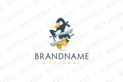 Ninja Penguin Logo Product Image 2