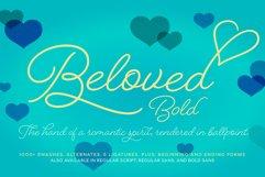 Beloved Script Bold Product Image 1
