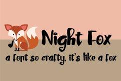 ZP Night Fox Product Image 1