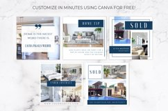 Real Estate Instagram Post Template | Canva Product Image 4