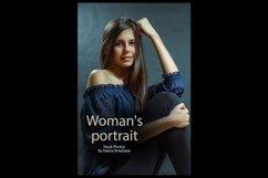 Woman's portrait Product Image 1