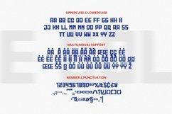 Web Font Be Bold Font Product Image 2
