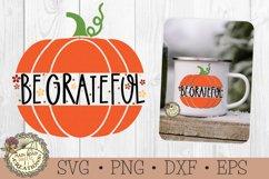 pumpkin cut file-fall decorations-be grateful-motivational quotes