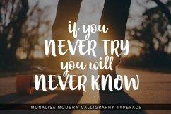 Monalisa Script Product Image 3