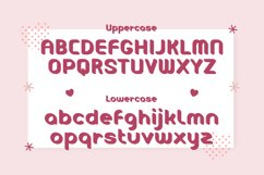 Weloved - Romantic Display Font Product Image 3
