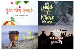 The Handlettered Font Collection Product Image 5