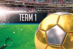 Soccer Cup | Modern Flyer Template Product Image 12