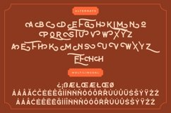 The Quest Retro Typeface Product Image 8