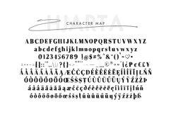 Hjarta - A Pencil Drawn Font Trio Product Image 3