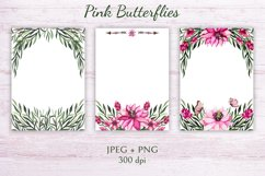 Pink Butterflies Product Image 4