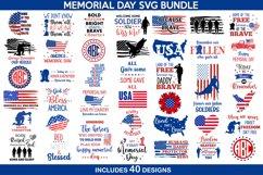 4th of july svg bundle, Memorial Day SVG, patriotic svg Product Image 1