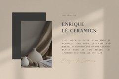 Vendeur - Elegant Serif Font Product Image 6