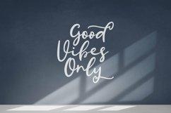 Web Font Gabrielly - Elegant Script Font Product Image 2