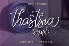 Thastsia Script Product Image 1