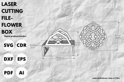 Coaster Holder- SVG - Laser cutting File Product Image 3