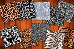 Safari Digital Papers - Pack of 10 JPG 12x12 Product Image 3