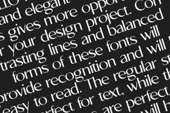 Apollo Sans Serif Font Product Image 3