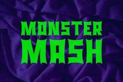 Monster Rock font - Monsta Rocka Product Image 6