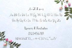 Dellicia Gllen - A Handrawn Font Product Image 6