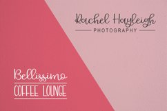 Delicate Romance Font Duo Product Image 5