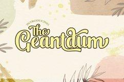 The Geantdum Product Image 1