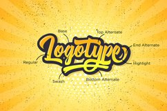 Michail Script - Layered Fonts Product Image 3