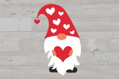 Valentine gnomes, valentines day gnomes sublimation png svg Product Image 3