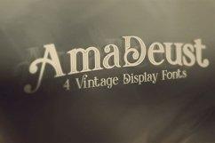AmaDeust - Display Font Product Image 3