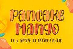 Pancake Mango - Handwritten Font Product Image 1