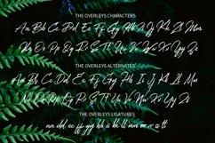 The Overleys Product Image 6