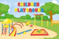 Children Playground Product Image 1