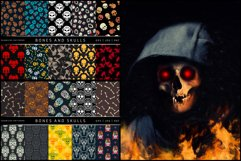 100 Seamless Patterns Vol.3 Halloween Product Image 5
