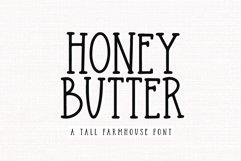 Honey Butter - A Farmhouse Font Product Image 1