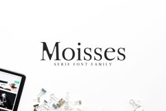 Moisses Serif Font Family Pack Product Image 1
