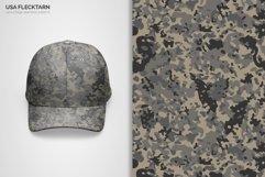 USA Flecktarn Camouflage Patterns Product Image 6