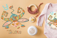 Taurus zodiac sign. For children.   Product Image 5