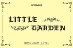 Little Garden Product Image 1