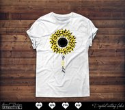 Sunflower leopard print Svg Product Image 7