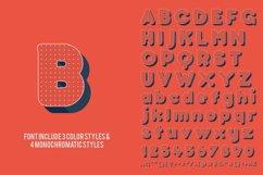 Baku - SVG color font Product Image 2
