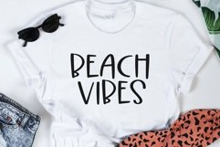 Web Font Beach Palms - Quirky Handwritten Font Product Image 5