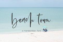 Beach Town Script Product Image 1