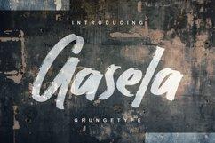 Gasela | Grungetype Font Product Image 1
