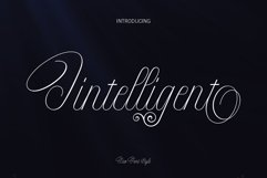 THE COLLECTION MODERN FONT BUNDLE VOL-2 Product Image 4
