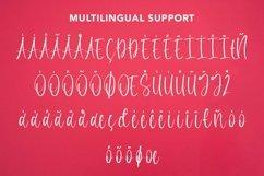 Web Font Beatrice - Beauty Handwritten Font Product Image 4