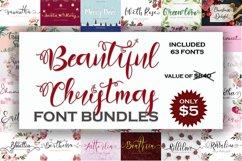 Beautiful Christmas Font Bundles Product Image 1